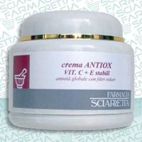 CREMA ANTIOX - VIT.C + E stabili